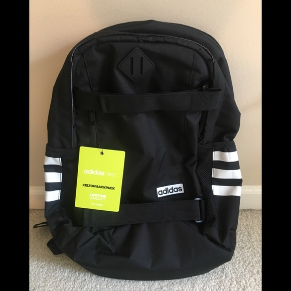 Negar Nublado leopardo  adidas Bags | Brand New Adidas Neo Kelton Backpack | Poshmark